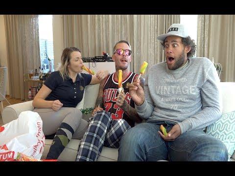 Vlogg | Testar glassar
