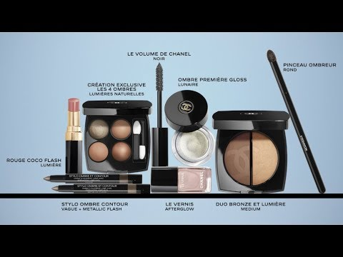ca0989bce0 CHANEL CRUISE 2019 Makeup Collection PreView - YouTube