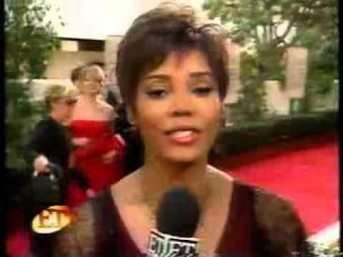 Golden Globe Awards 1997 Backstage
