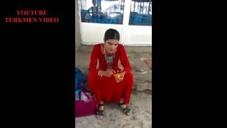 Türkmen Prikol 2017 ilkinji duşuşuk