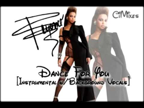Beyonce - Dance For You Instrumental (W/Background Vocals)