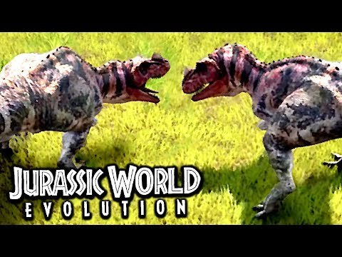Jurassic World Evolution - CERATOSAURUS FIGHT?! - New Missions! - Jurassic World Evolution Gameplay