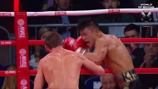 Valery Tretyakov — Arnold Khegai Highlights | Третьяков – Хегай Хайлайты | Мир бокса