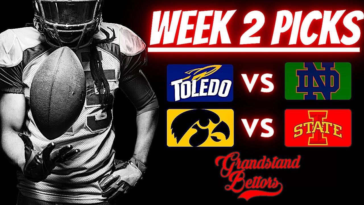 NFL Week 2 schedule, TV information for all 16 Week 2 NFL games