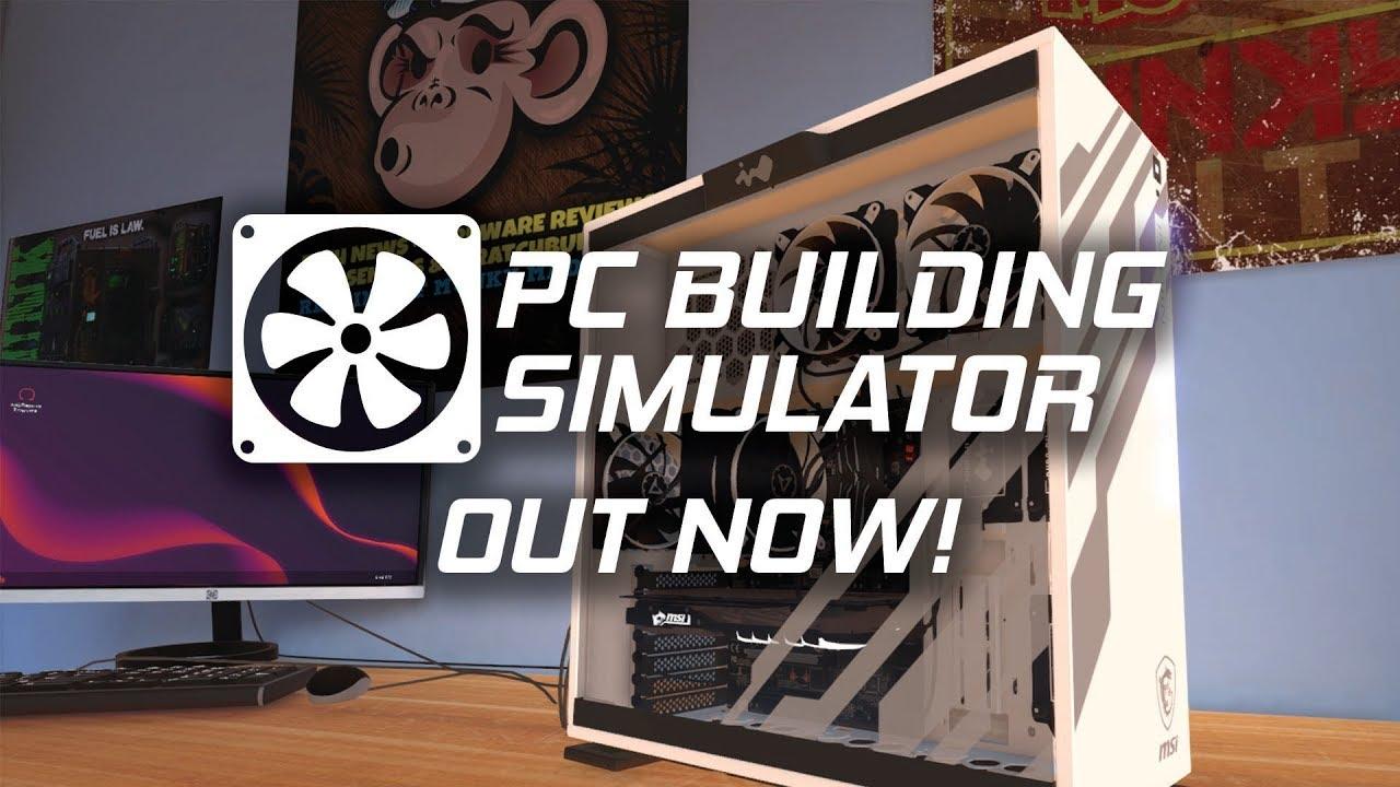 Home - PC Building Simulator