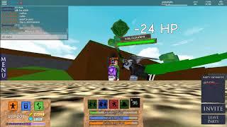 Roblox triple ult of dragon element!   Elemental BattleGrounds
