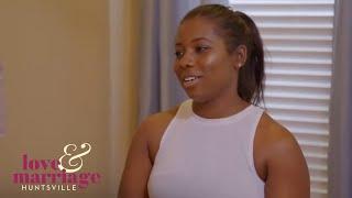 "Marsau and Latisha Discuss ""Respectful Cheating"" | Love and Marriage: Huntsville | OWN"