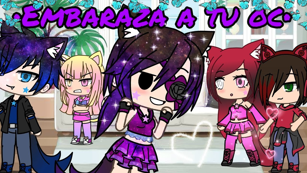 Download •Embaraza a tu oc•//Gacha life//Valeria Gtz.