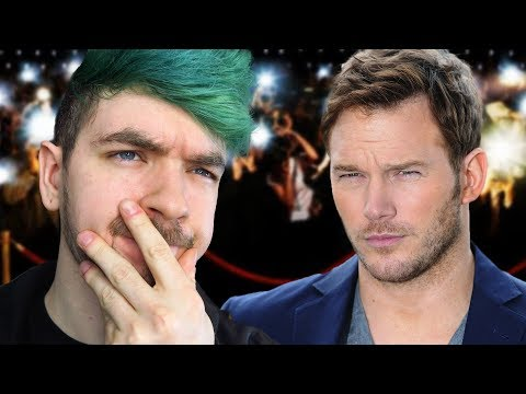 I WANT TO BE CHRIS PRATT | Who Am I Really?