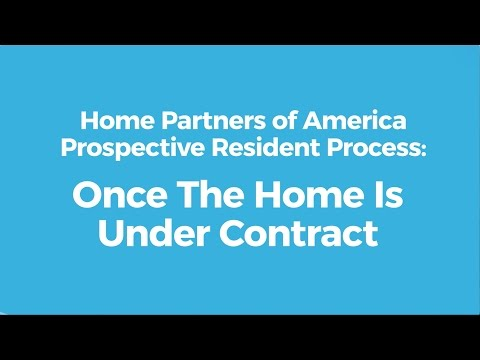 Home Partners Lease Process