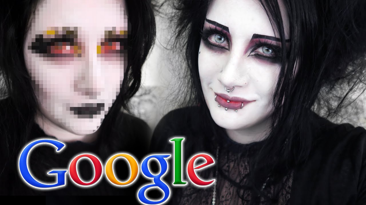 Google Picks My Makeup! | Black Friday
