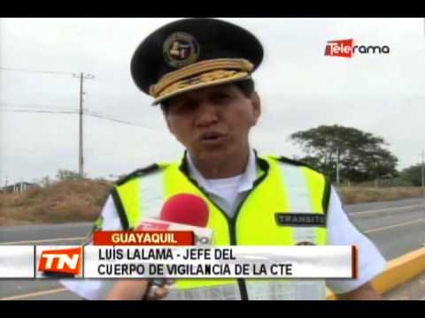 Furgonetas retenidas y conductores sancionados en control de la CTE