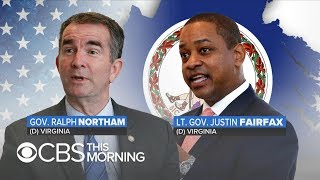 Virginians reeling as top 3 officials in government embroiled in scandals