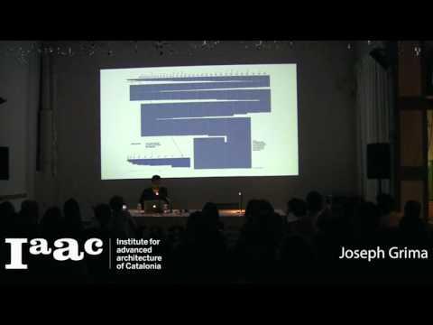 Joseph Grima - IaaC Lecture Series 2015