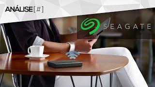 Análise do Seagate Wireless Plus