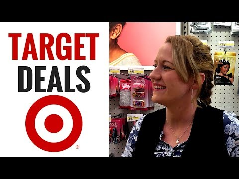 Target Couponing Weekly Video (1/28-2/03) Grocery Sales, & Cheap Hair Dye, Tide Pods & Clearance!