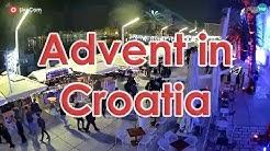 Advent in Croatia - Live on LiveCamCroatia