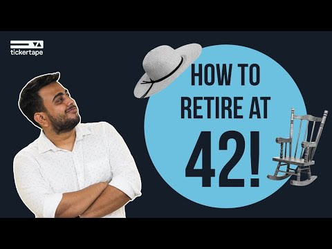 Retire in just 17 years! | FIRE Financial Independence Retire Early | Explained |