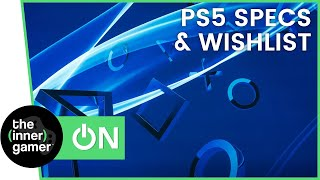 First Details of the Playstation 5 Revealed // PS5 Specs & More