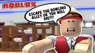 Escape The Bowling Alley Obby | Roblox