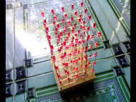 làm led cube part 1 led 5x5 12.07.2012 binh&phuoc.mp4