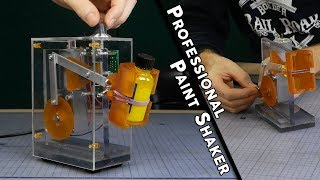 Awesome Paint Shaker – Professional Tools for Modelers – Tutorial