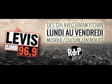 Slim Charlie (Montreal's Eminem Tribute) - Entrevue Rap Qc CJMD 96.9