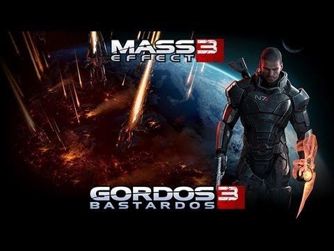 3 Gordos Bastardos - Reseña Mass Effect 3