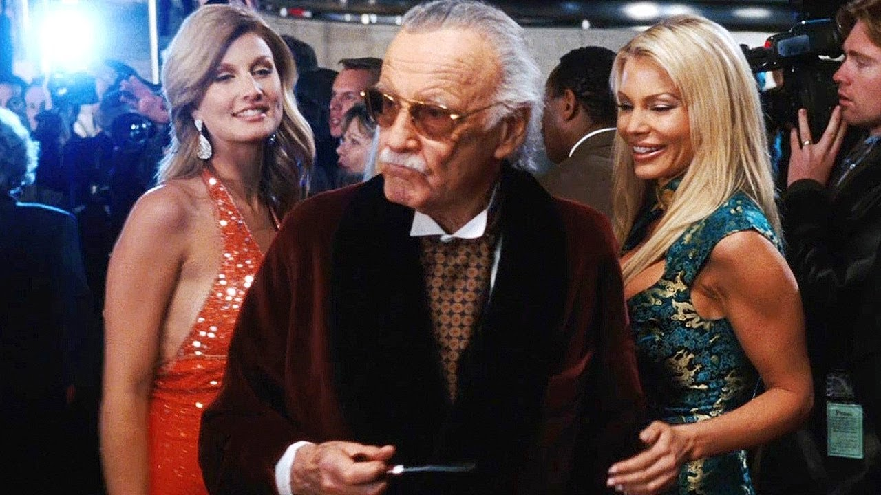 Image result for stan lee iron man 1