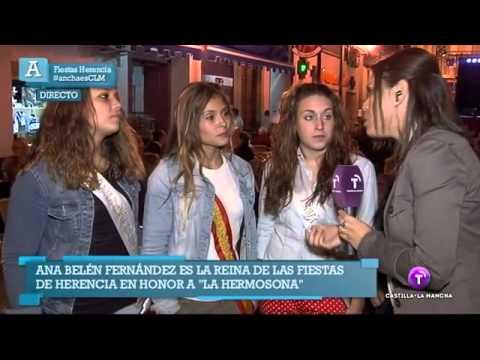 Ancha es Castilla-La Mancha -  Fiestas en Herencia.23.09.14