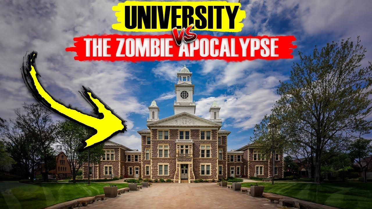 Are Universities GOOD in a Zombie Apocalypse?