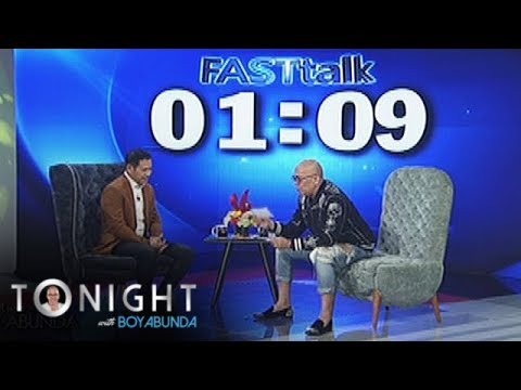 TWBA: Fast Talk with Daniel Fernando