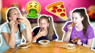 PIZZA CHALLENGE!  SPECIAL NA 200K WIDZÓW!