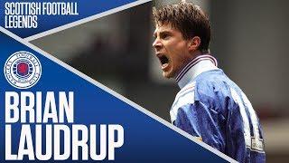 Scottish Football Legends - Brian Laudrup