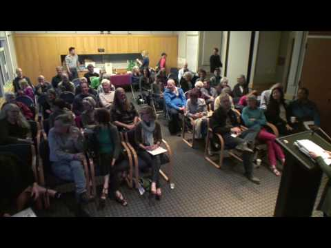 Poetry at the Albany Library - Rebecca Black - September 13, 2016