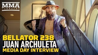 Juan Archuleta Says T.J. Dillashaw Removed From Corner Before Title Fight - MMA Fighting