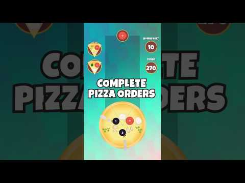 Pizza The Pie For iPhone Trailer