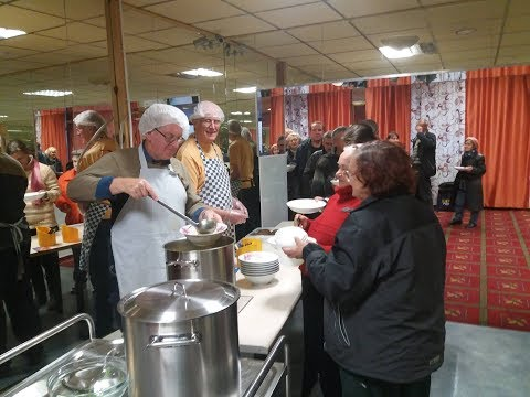 Running a Christian soup kitchen church in Eastern Europe