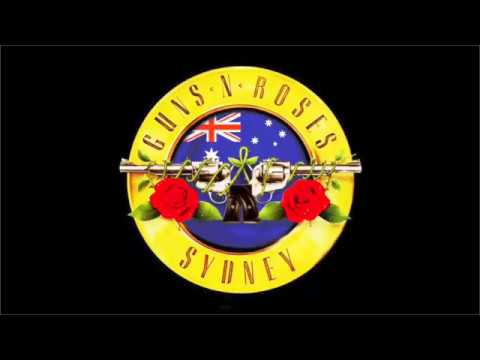 Guns N' Roses – 'Not in This Lifetime' Tour 2017