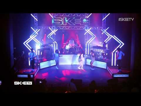 "Kehlani ""Get Away"" / ""FWU"" Live on SKEE TV (Debut Television Performances)"
