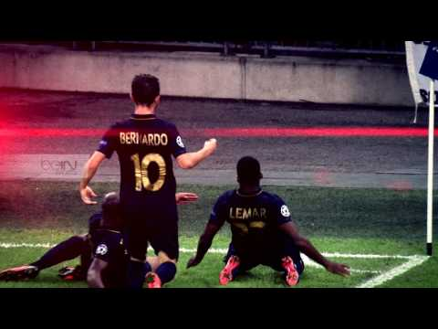 MATCHS UEFA CHAMPIONS LEAGUE J03