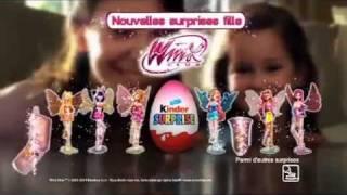 Kinder Surprise - Winx Club