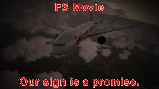 [FSX Movie] Swiss - Our sign is a promise.