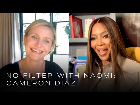 Cameron Diaz on Finding Balance in Life & Going from Model to Actress   No Filter with Naomi