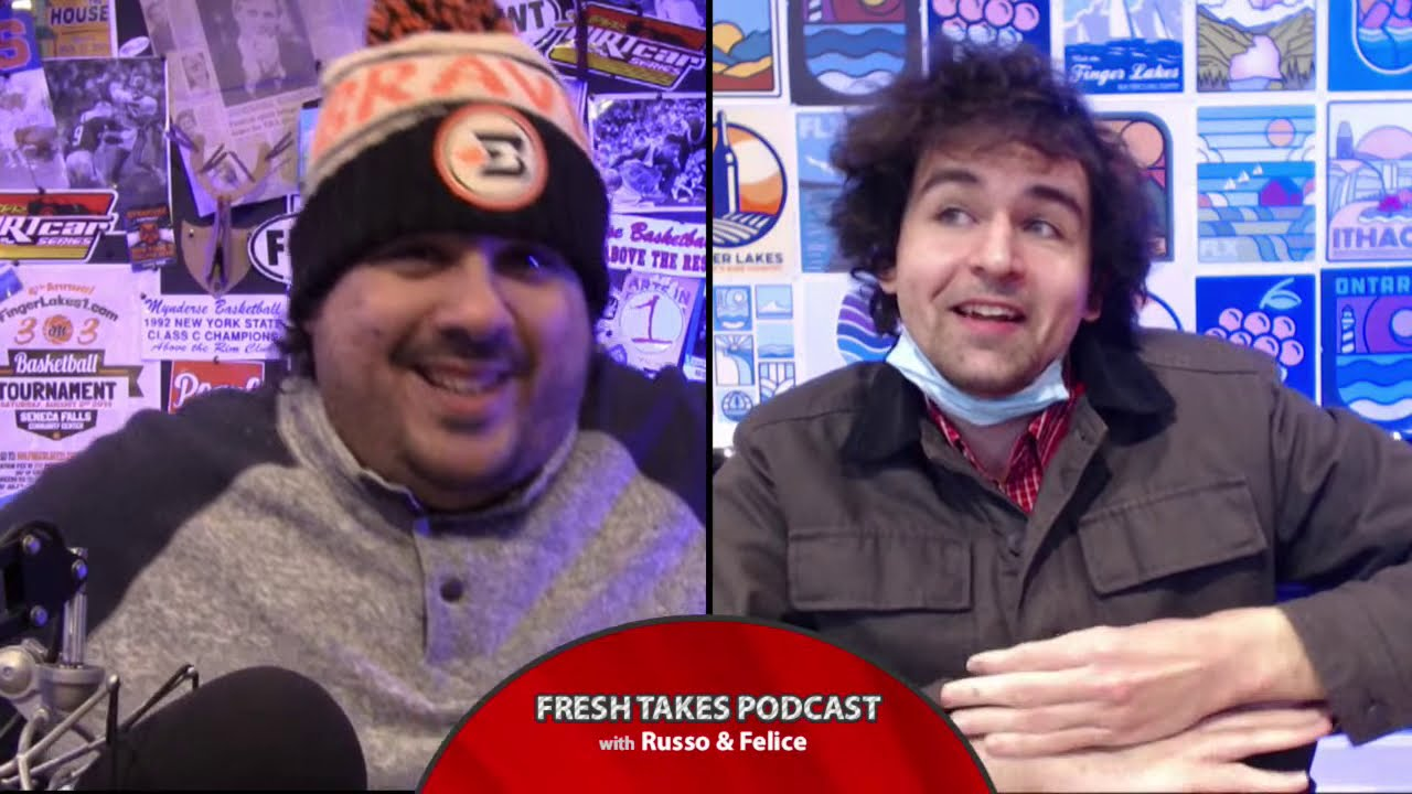 FRESH TAKES w/ RUSSO & FELICE: Countdown to Super Sunday (podcast)