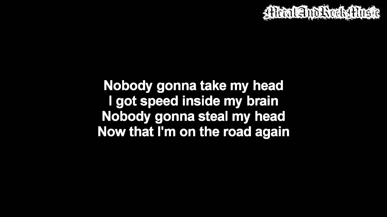 Deep Purple - Highway Star   Lyrics on screen   HD - YouTube