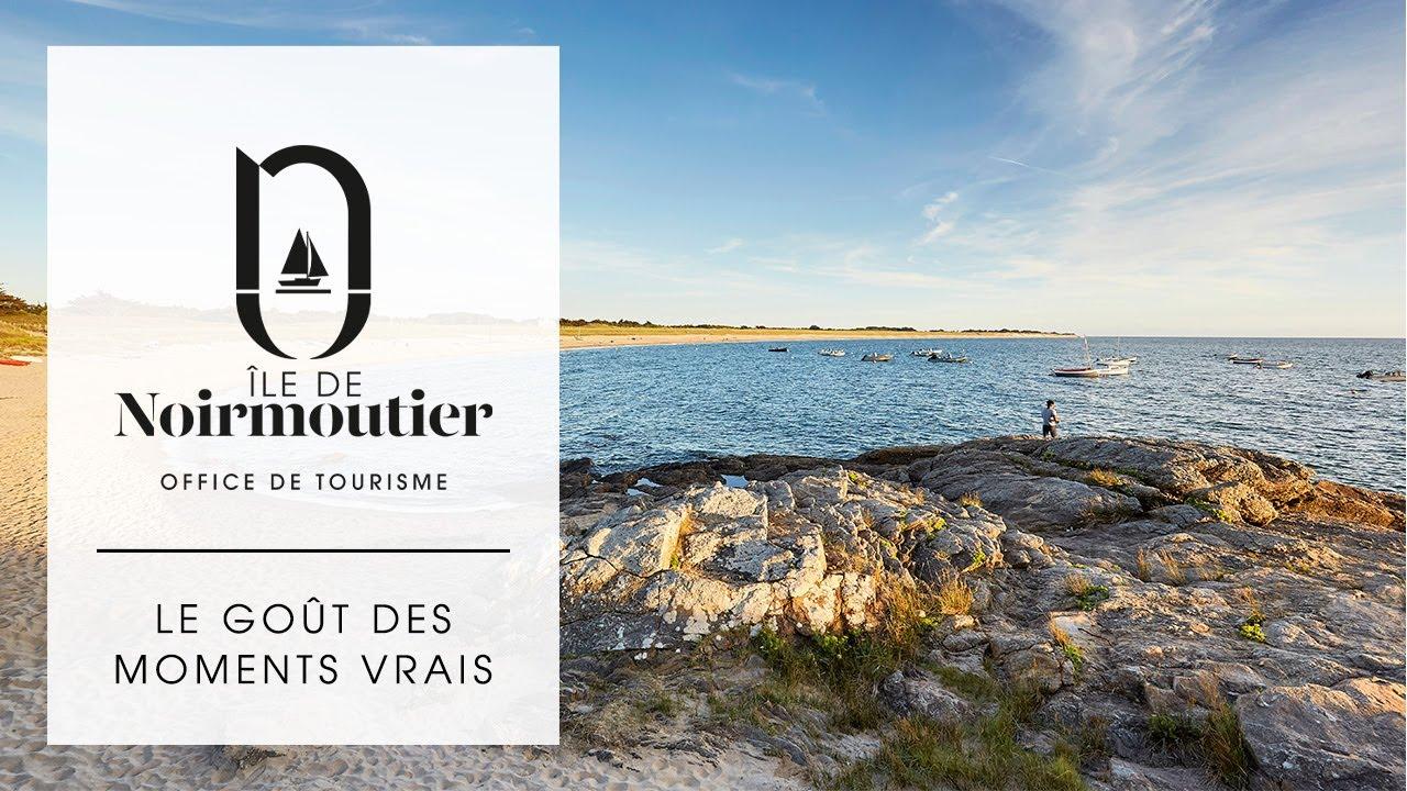 L 39 le de noirmoutier le go t des moments vrais youtube - Office de tourisme noirmoutier ...