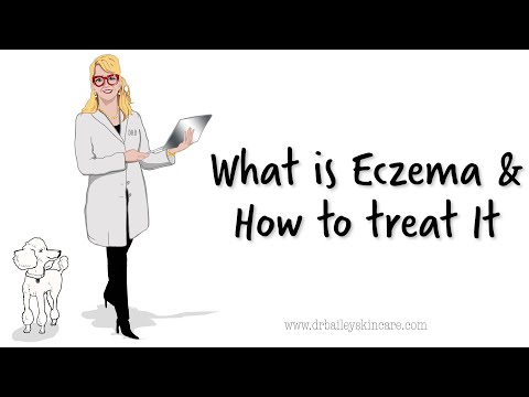 Do You Have Eczema? Dermatologist Dr. Cynthia Bailey Provides Treatment Tips (2019)