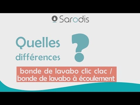 Choisir La Bonde Ou Siphon De Lavabo En Fonction Du Lavabo Ou Dune