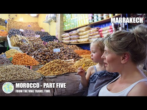 Morocco - Part 5 (From The Vine Travel Time)